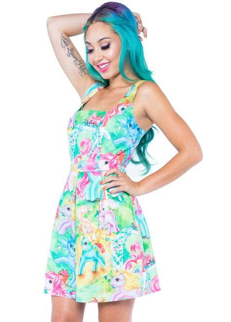 pony dress iron my pony dress attitude clothing