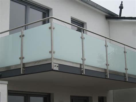 niro balkongeländer edelstahl balkon mit glas preis balkongel 228 nder aus