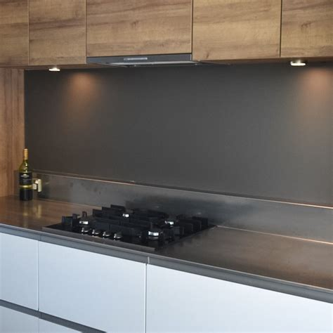 glass splashbacks images colours mirror and matte