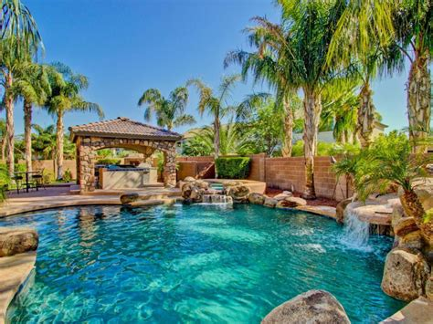 pools backyard outdoors tropicaldesigns swimming the most beautiful tropical style swimming pool design
