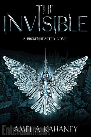 the invisible books the invisible brokenhearted 2 by amelia kahaney