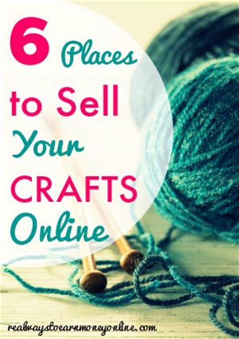How To Start Selling Handmade Items - 25 best ideas about selling handmade items on