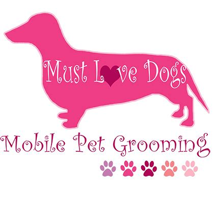must dogs must dogs mobile grooming