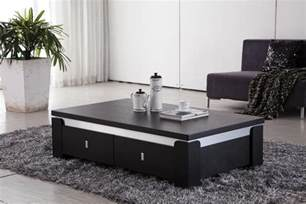 contemporary coffee tables completing living room interior design traba homes