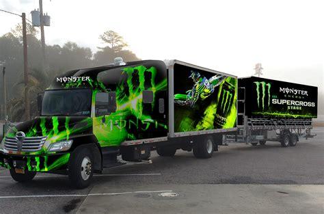 energy jam truck energy truck mobile stage