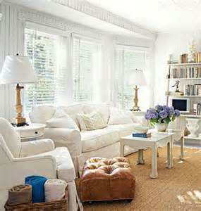 Cottage Living Room Flooring Rustic Cottage Style Living Rooms Table White Sofa Greyish