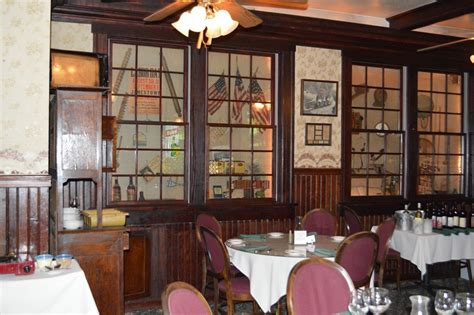 National Dining Room by National Hotel Jamestown California Gold Country