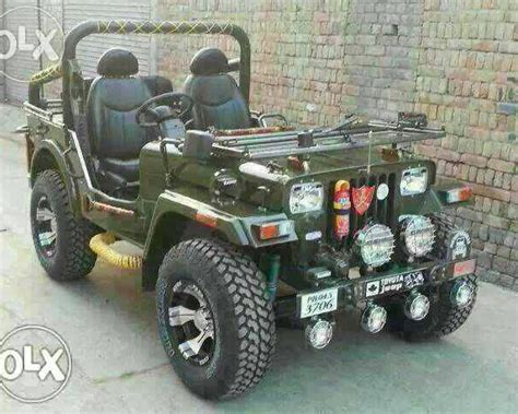 Modified Jeep For Sale In Delhi Modified Open Jeep Cars Delhi 139743059