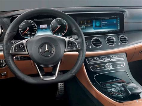 2017 e class interior video 2017 mercedes benz e class interior detailed kelley blue