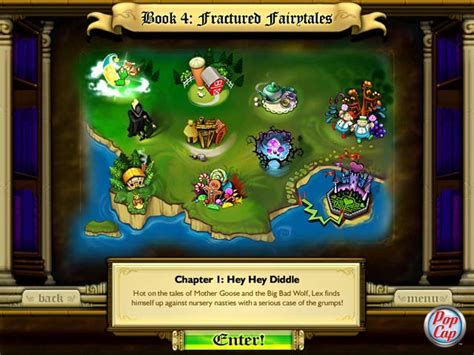 popcap games bookworm adventures free download full version bookworm adventures fractured fairytales download free
