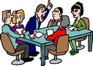 Church business meeting clip art images amp pictures becuo