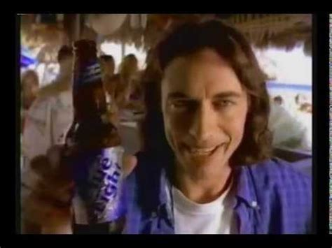1997 labatt blue light commercial youtube