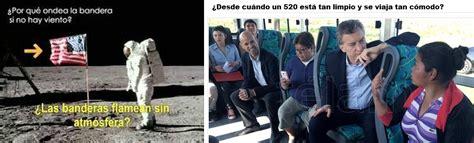 como viajo colectivo dudas existenciales 191 el hombre lleg 243 a la luna 191 macri