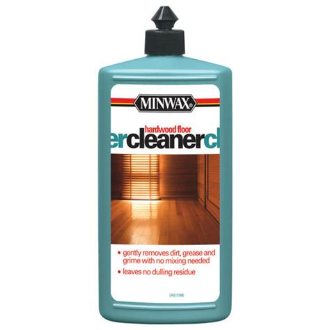 cleaning products for hardwood floors minwax hardwood floor cleaner 32 oz at menards 174