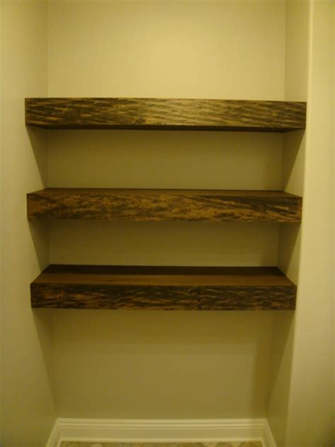 Free Floating Shelf Plans by White Floating Shelves Diy Projects