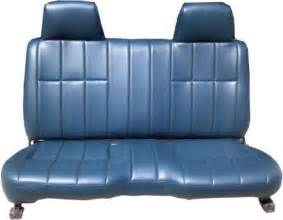 Replacement Seat Covers For Trucks 1977 To 1983 Toyota Truck Replacement Bench Seat Cover