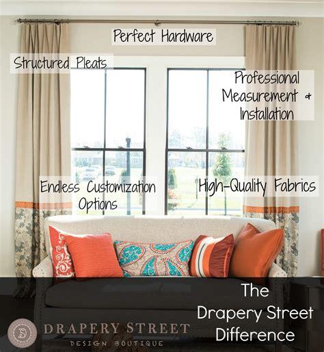 drapery street reasons to choose custom drapes