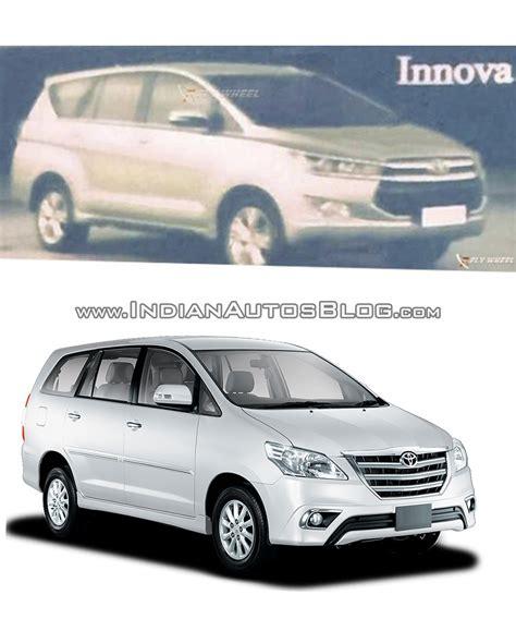 Spoiler Inova Model Standar 2016 toyota innova vs current toyota innova vs new
