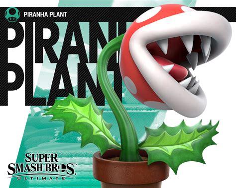 super smash bros ultimate piranha plant wallpapers cat