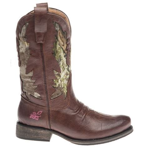 realtree boots realtree s ms kaycee cowboy boots for the of