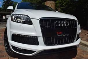 Audi Q7 S Line Prestige For Sale Purchase Used 2012 Audi Q7 Prestige Package S Line
