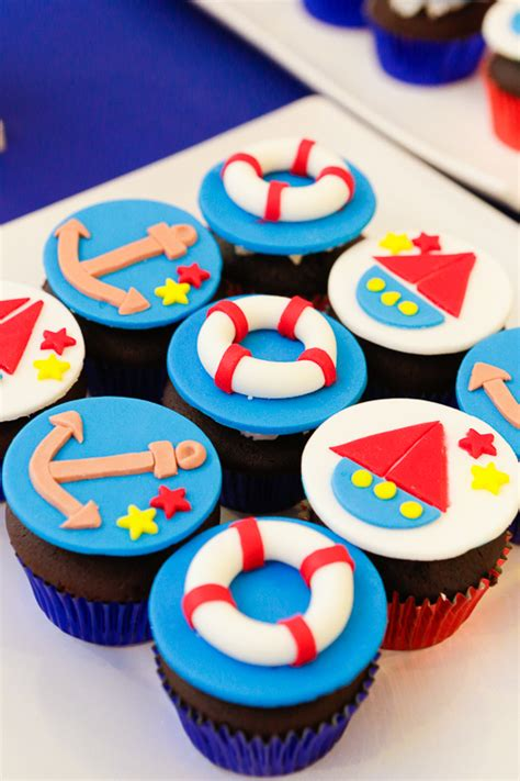a nautical themed birthday one charming day