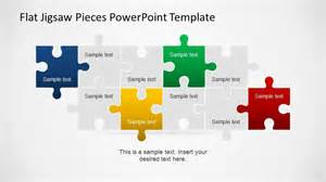 puzzle pieces template for powerpoint editable jigsaw pieces powerpoint puzzle slidemodel