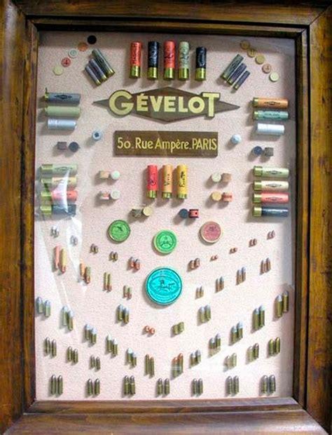 tableaux d 233 coratifs de munitions