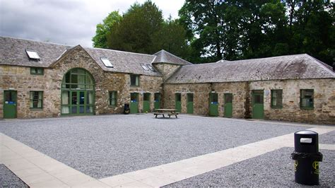 Marvelous Virtual Build A House #6: PS-G-Centre-Dalguise-accommodation-stables-outside-for-Primary-Schools.jpg