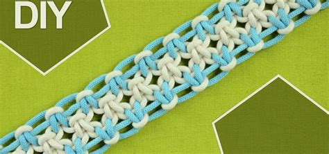 How To Tie A Macrame Square Knot - how to tie a square knot with eight strings 171 jewelry