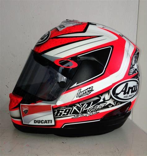 design helm iannone reveal nicky hayden and jorge lorenzo 2013 helmet designs