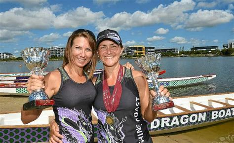 dragon boat racing sunshine coast national dragon boat chionship to bring in thousands