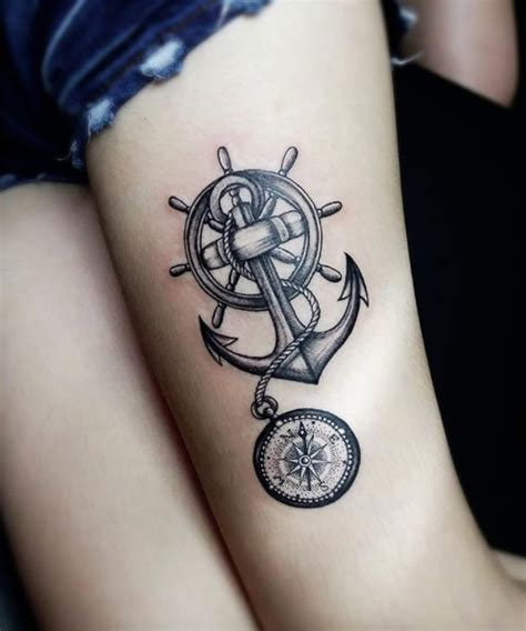 170 most popular anchor tattoos and their meanings