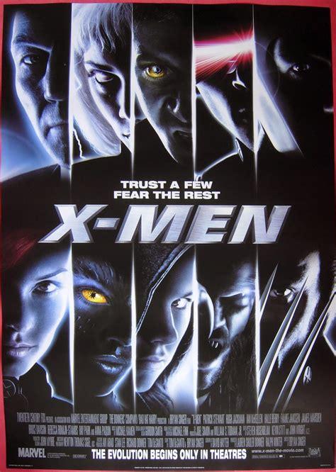 Film Online X Men 1 | naptown nerd x men retrospective x men 2000