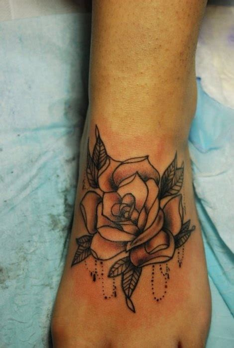 rose and beads tattoo 120 best tattoos images on ideas ink