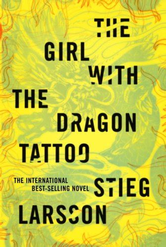 girl with the dragon tattoo swedish zoltaire s books review book review of the with