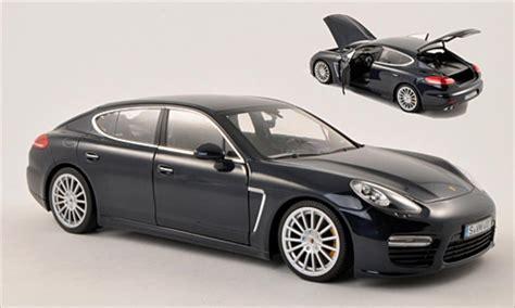 Buy Porsche Panamera by Porsche Panamera Turbo S Metallic Dunkelblue Minichs