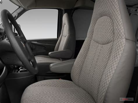 chevy express seats 2012 chevrolet express interior u s news world report