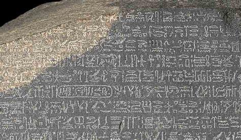 rosetta stone questions hieroglyphics rosetta stone world history