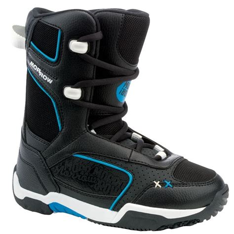 morrow slick snowboard boots youth 2011 evo outlet