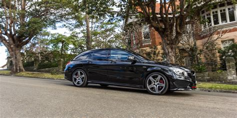2015 Mercedes Cla250 Review by 2015 Mercedes Cla250 Sport 4matic Shooting Brake