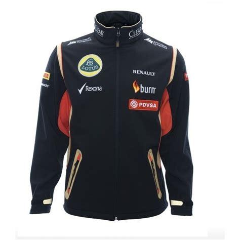 lotus f1 team fleece jacket unisex