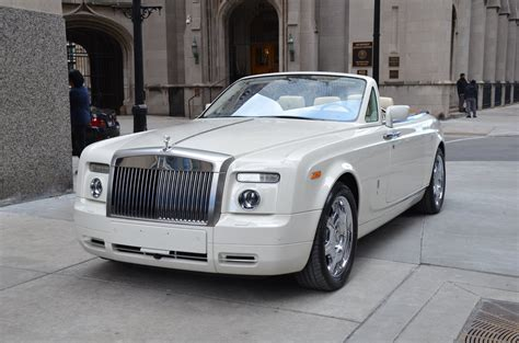 bentley rolls royce phantom 2009 rolls royce phantom drophead coupe used bentley