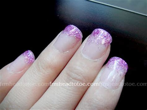 kiss nails tutorial kiss acrylic glitter nails kit tutorial review from