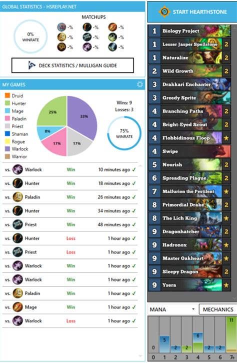 hearthstone deck   legend   boomsday expansion