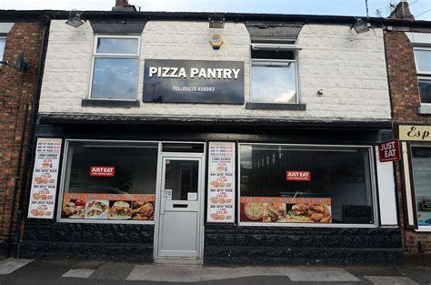 Pizza Pantry Macclesfield zero takeaways macclesfield express