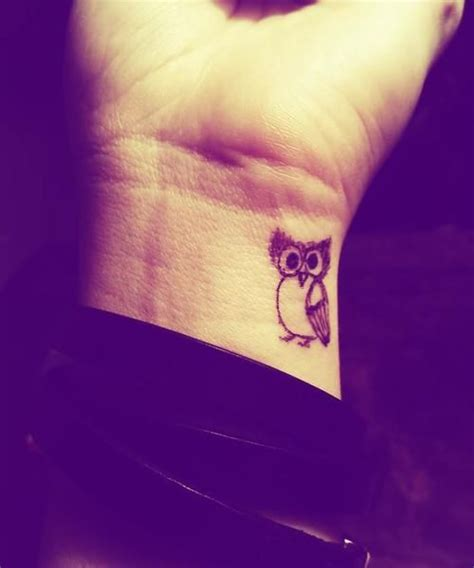 what do owl tattoos mean best 25 owl wrist ideas on what do