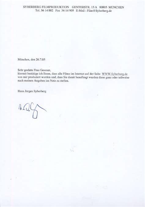 Brief Mit Freundlichen Gr 252 223 En Images
