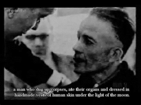 Ed Gein Memes - truth fiction gif find share on giphy