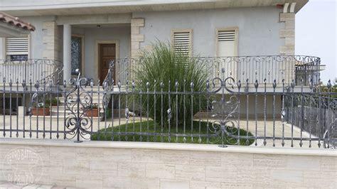 recinzioni in ferro battuto per giardini recinzioni in ferro battuto recinti lavorati in ferro